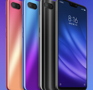Review & Spesifikasi Xiaomi Mi 8