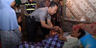 Kapolres :Polisi Karawang Bakal Mendapatkan Hukum Lebih Jika Melakukan Satu Pelanggaran