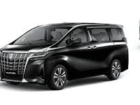 Spesifikasi dan Harga Toyota Alphard 3.5 Q A/T, Terbaru dan Terlengkap Abad Ini, Simak Lebih Lanjut!