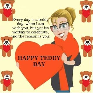 teddy day pics