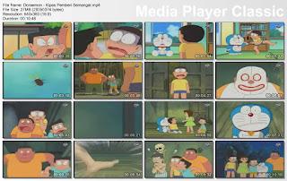 Film Kartun Doraemon Episode Kipas Pembakar Semangat