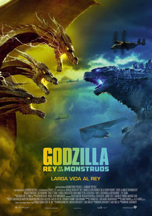 Godzilla: King of the Monsters 2019 Full Hindi Movie Download Dual Audio BRRip 720p