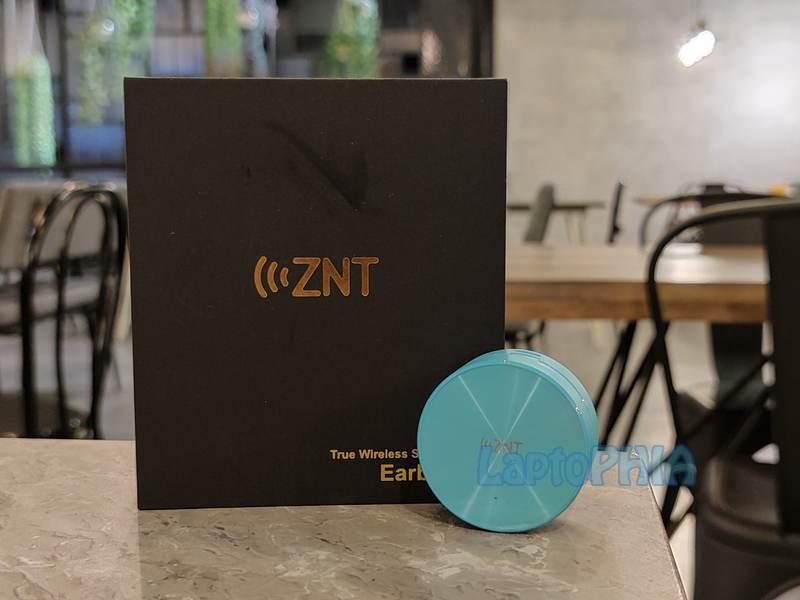 Desain & Kontrol ZNT SoundBox Mini