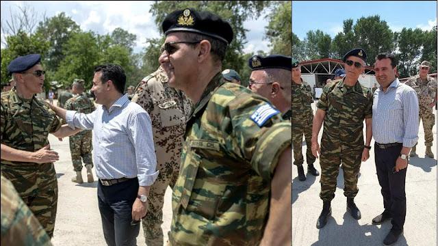Η «προέλαση» των «προδοτών» στα Σκόπια