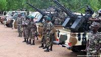 Cameroon's arm
