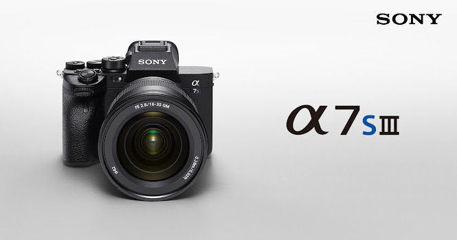 Sony Launches Full-Frame Mirrorless Alpha 7S III Camera