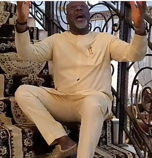 The population of people waiting to steal is higher than those currently stealing – Dino Melaye