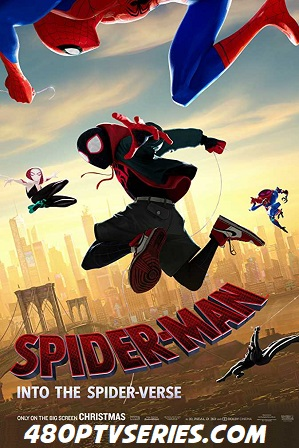 Spider-Man Into the Spider-Verse (2018) Full English Download 480p 720p HD-CAM thumbnail