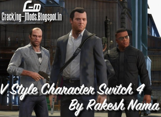 V Style Character Switch 4 to SA - Scripts & Plugins - GTAForums