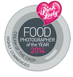 FOOD PHOTOGRAPHER OF THE YEAR 2014