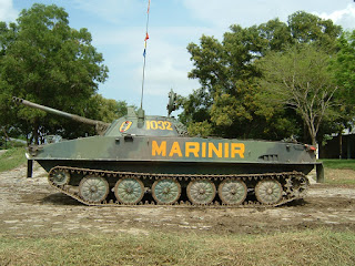PT-76 Marinir TNI AL