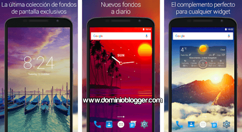 Wallpapers for Me para Android