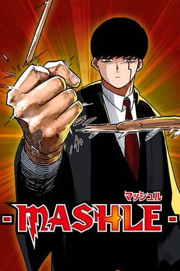 Mashle Manga 77 Español