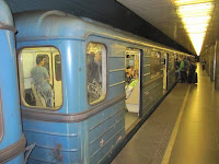 linea azul metro de budapest