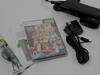 A Video Game Review: Microsoft Xbox 360 Kinect Adventures