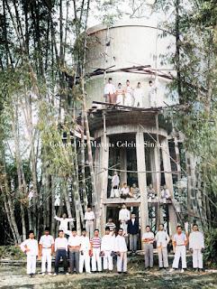 pembangunan menara air oleh toko batiren en co