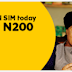 MTN Welcome Back Special Data Plans, Get 1GB for N200, 4GB for N1000 or 250MB for N100