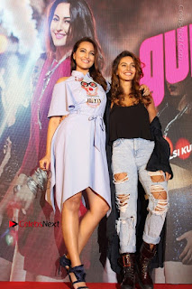 Actress Sonakshi Sinha at the Song Launch of Film Noor  0029.JPG