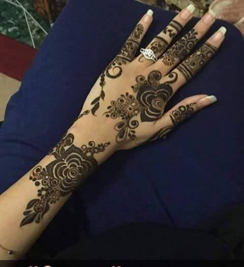 Mehandi Design for Hands 3