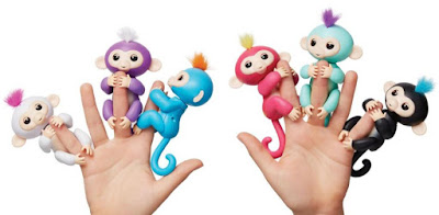 Финалист TOTY 2018 Fingerlings