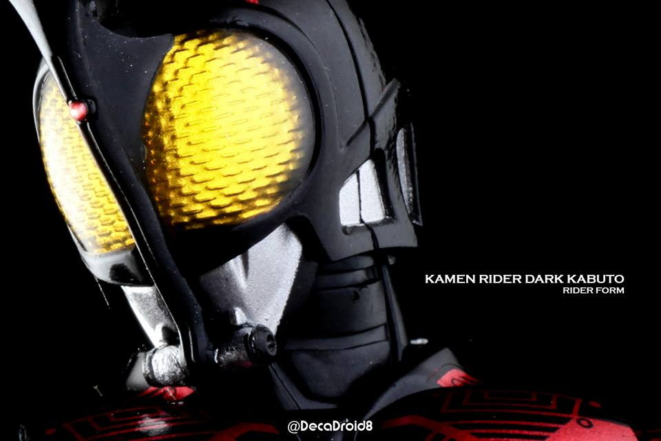 Kamen Rider Dark Kabuto Rider Form