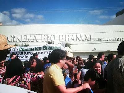 Aniversário do Cinema Rio Branco em Tempos de Pandemia
