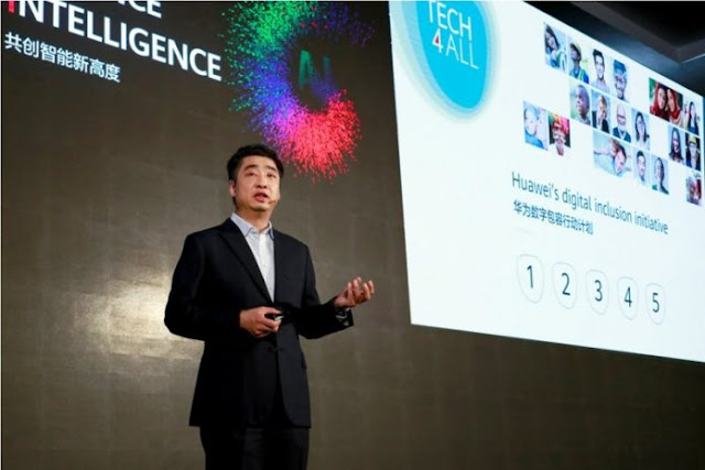 Huawei Kampanyekan Pemanfaatan Teknologi Demi Kemanusiaan