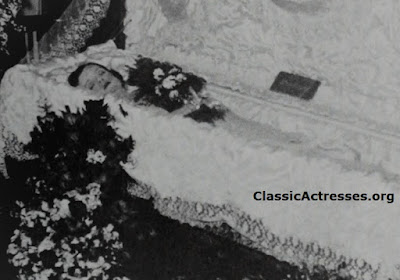 Alma Rubens Dead