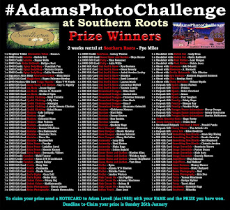 #Adamsphotochallenge - Winners for December 2019