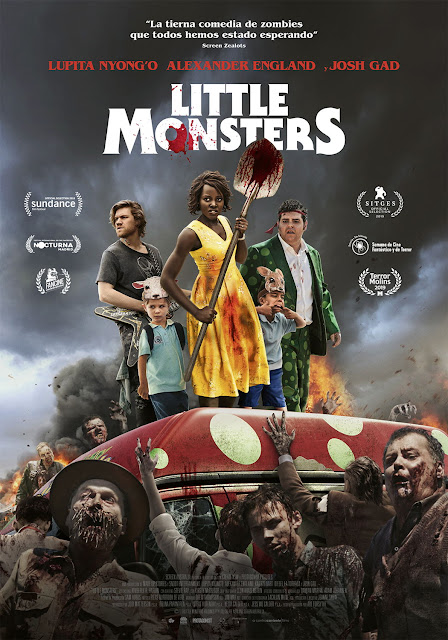Cartel Little Monsters