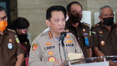 Ini Dia Profil Komjen Listyo Sigit Prabowo, Calon Kapolri Pilihan Presiden Jokowi