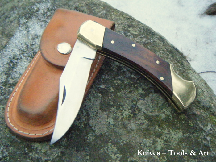 Knives - Tools & Art: Anonymous Buck 110 Copy