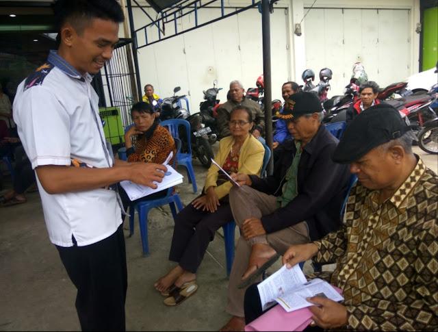"""Toraja Bebas Narkoba"" Tagline BNNK Tana Toraja Bersosialisasi di Toraja Utara"