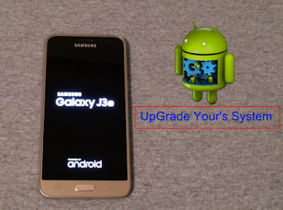 Cara Upgrade Samsung J3 Lollipop Ke Mashmallow [2 cara upgrade Ampuh]