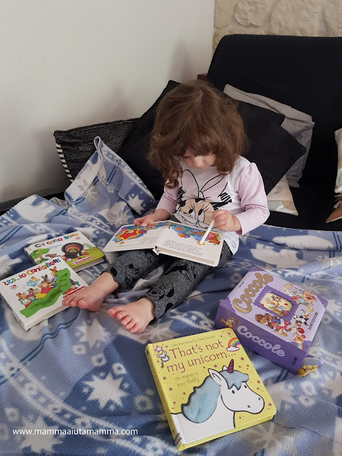 Libri per piccolissimi da 0 a 2 anni