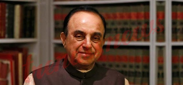 BJP's Subramanian Swamy: Pic of Goddess Lakshmi on note may improve state of cash