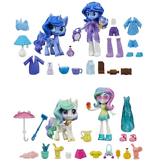 My Little Pony Equestria Girls Magic Mirror Doll Wave 1 Set