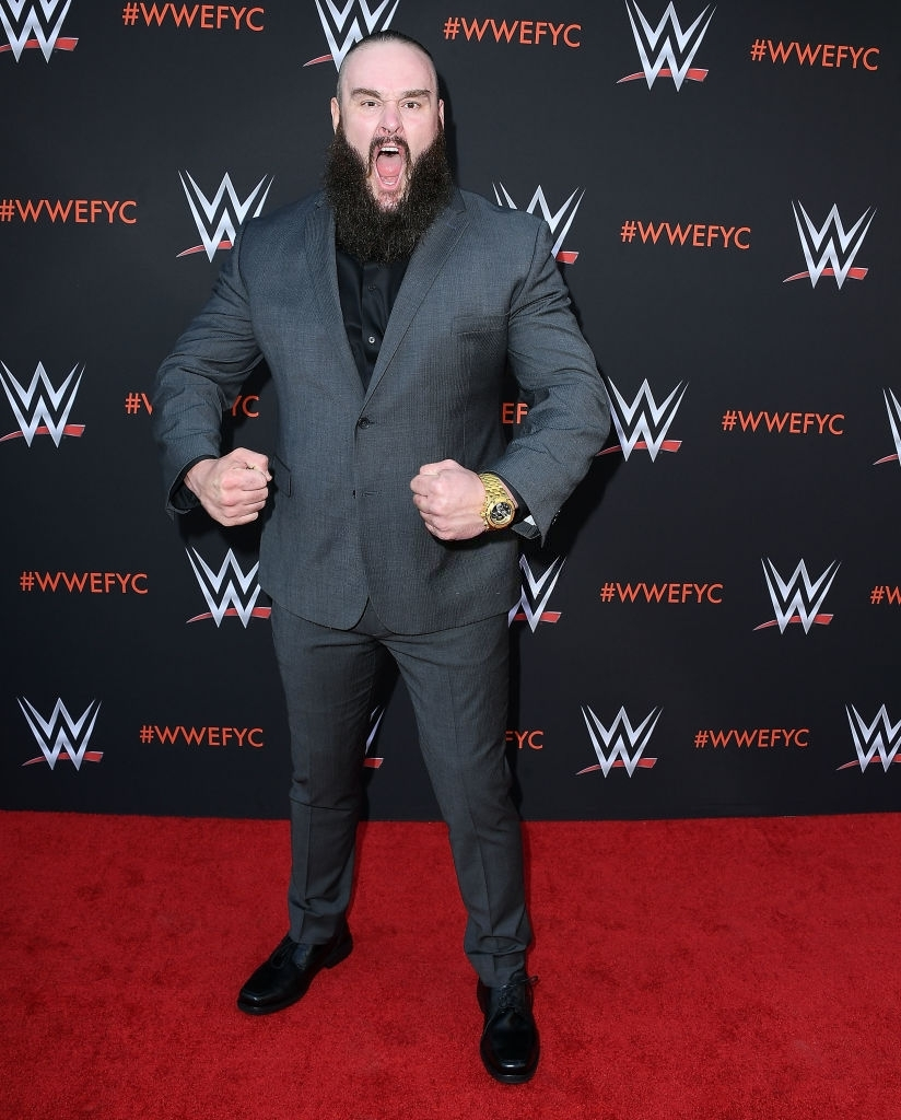 the strongest man in wwe