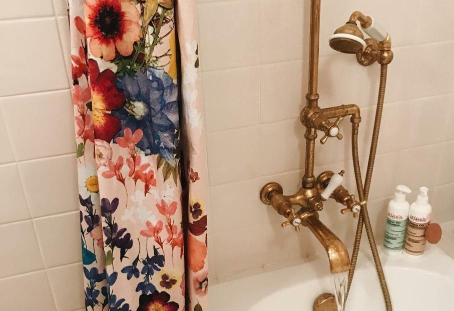 Tende Doccia Per Vasca Da Bagno : Accessori casa dove trovare le tende belle per la doccia vita