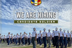 6th Infantry Division Is Hiring for Candidate Soldiers CY 2021