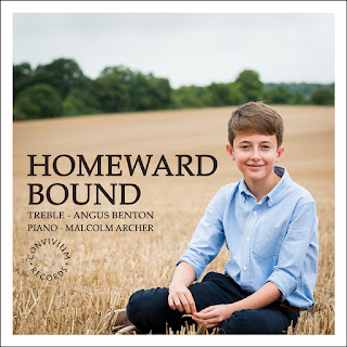 Homeward Bound - Angus Benton - Convivium Records