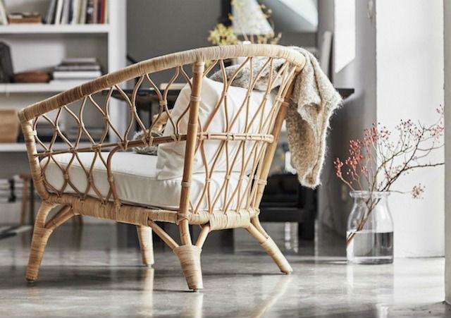 colección Ikea Stockholm 2017 sillón