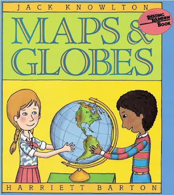 Maps and Globes by Jack Knowlton