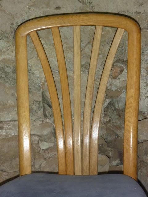 flicken von kaputtem, alte Stühle wieder herrichten