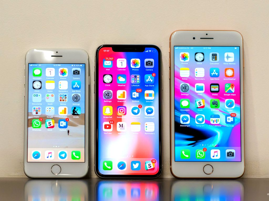 How to choose between Apple iPhone X, iPhone XS, iPhone XS Max, and XR