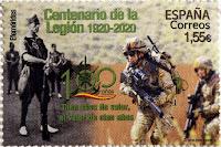 CENTENARIO DE LA LEGIÓN 1920-2020