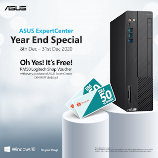 ASUS ExpertCenter D6 SSF - Year End Special