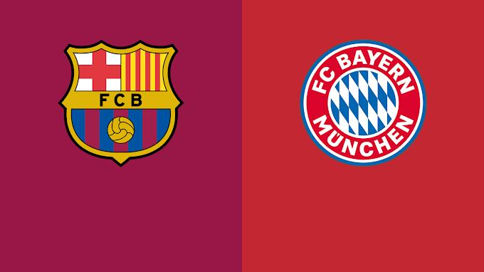 مشاهدة مباراة برشلونة وبايرن ميونخ بث مباشر اليوم 14/09/2021 دوري ابطال اوروبا