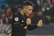 Gabung Barcelona, Martinez Diyakini Berkembang Bersama Messi