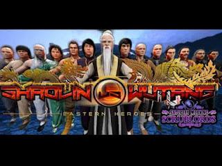 Shaolin Vs Wutang Game Free Download